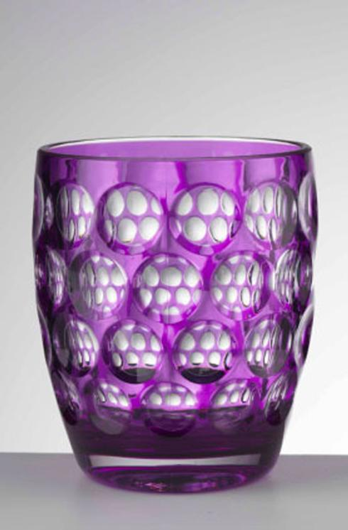 Mario Luca Giusti Lente Violet Tumbler collection with 1 products