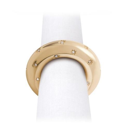 $175.00 Star Napkin Rings Set of 4