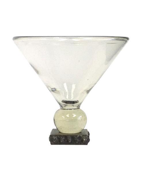 Jan Barboglio   Postre Margarita Glass $100.00