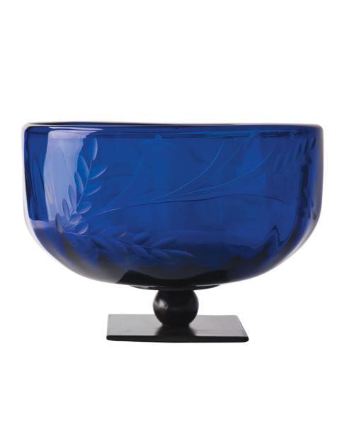 $180.00 Blue Gourd Bowl