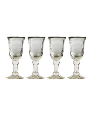 Jan Barboglio Mariposa Cordial Glass Set collection with 1 products