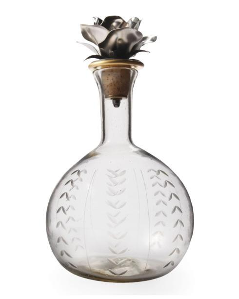 $325.00 Guadalupe Decanter Clear