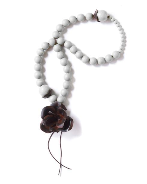 $260.00 Guadalupe Blessing Beads White