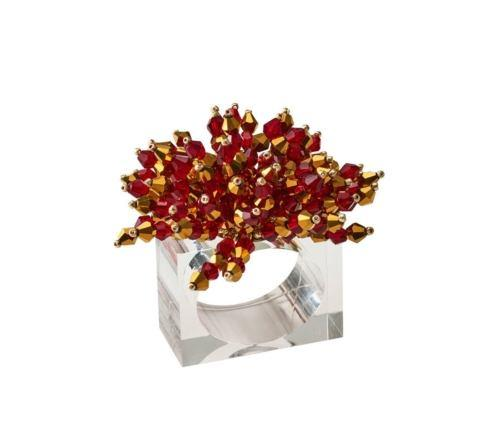 Brilliant Napkin Ring in Red  collection with 1 products