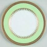 Oasis Green Dessert Plate collection with 1 products