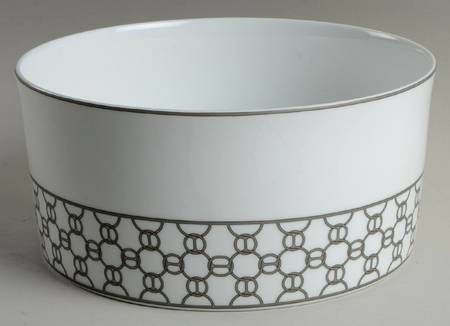 Hermes Fil D'Argent Salad Bowl collection with 1 products