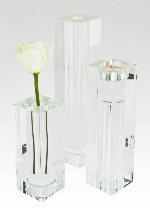 $250.00 Tizo Lucite Candle Holders
