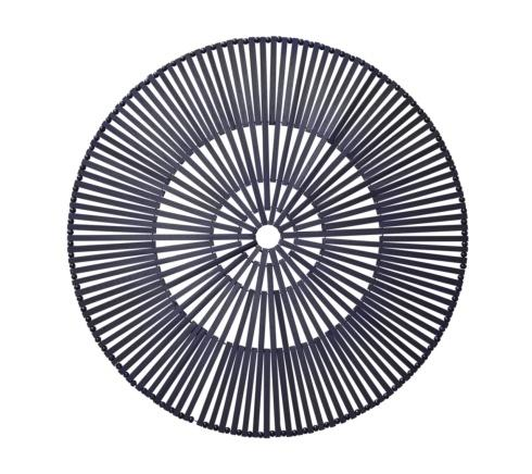 Spoke Placemat In Navy  collection with 1 products