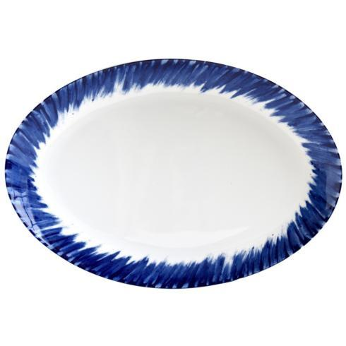"""Bernardaud  In Bloom Oval Platter 13"""" $253.00"""