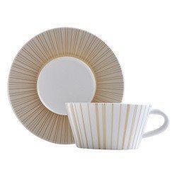 Bernardaud  Sol Tea Cup and Saucer  $126.00