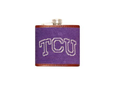 $65.00 TCU Flask