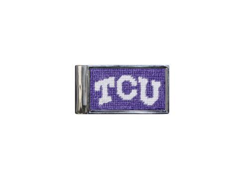 $85.00 TCU Money CLip