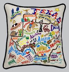 $168.00 Texas Pillow
