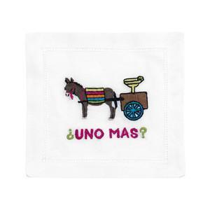 PS The Letter Exclusives   August Morgan Uno Mas Cocktail Napkins Set of 4 $39.50