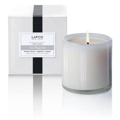 PS The Letter Exclusives   LAFO Star Magnolia Small Candle $42.00