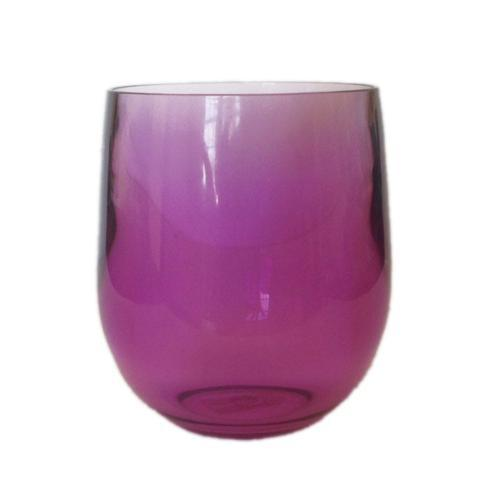 $6.50 Acrylic 12oz Tumbler Glass