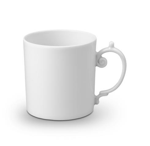L'Objet Aegean White Mug $38.00