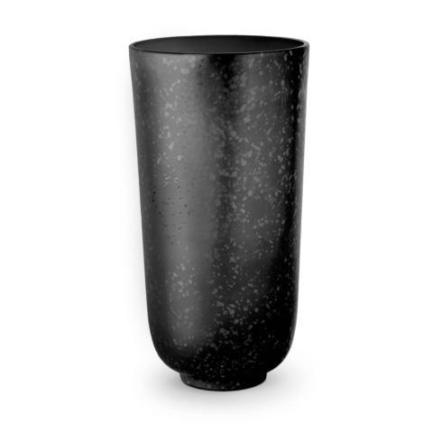 $174.00 Black Large Vase