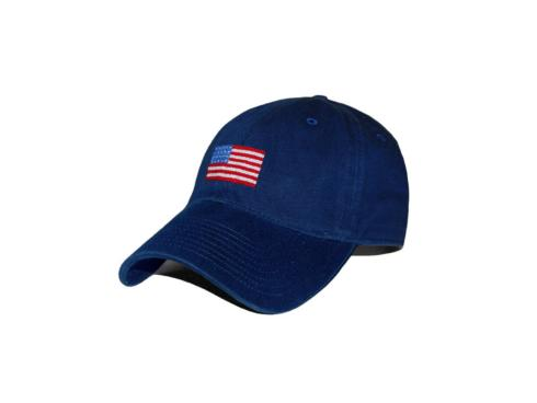 $35.00 American Flag Hat Navy
