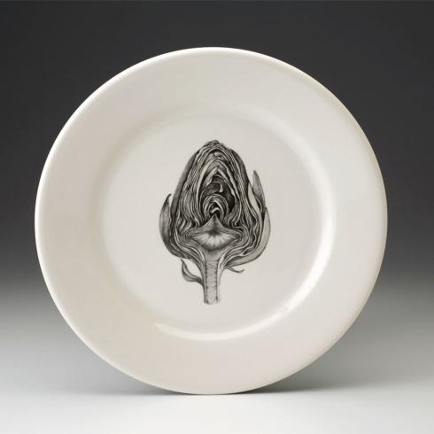Laura Zindel Artichoke Half Salad Plate collection with 1 products