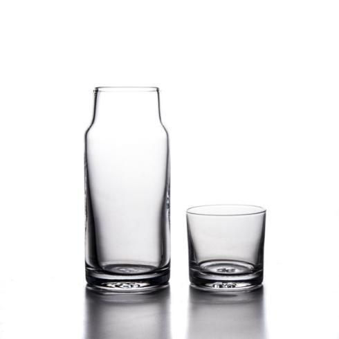 $185.00 Carafe and Glass Set