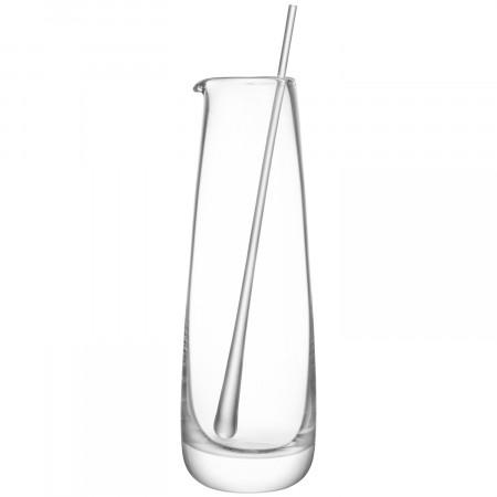 PS The Letter Exclusives   LSA Clear Just and Stirrer  $100.00
