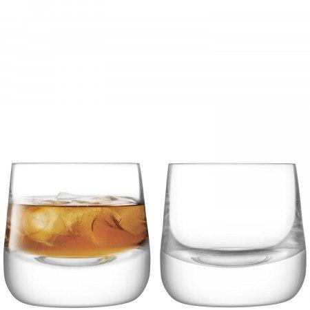PS The Letter Exclusives   LSA Whiskey Glasses Set of 2 $75.00