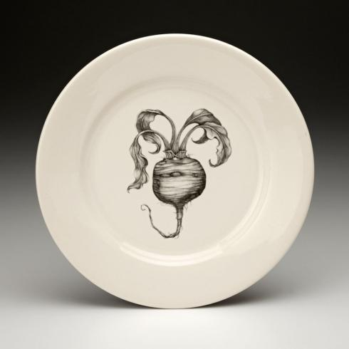 Laura Zindel Beet Salad Plate collection with 1 products