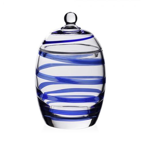 $225.00 Bella Blue Candy Jar