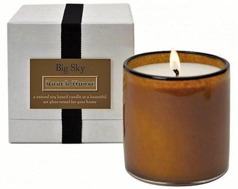 LAFCO Ranch House Candle collection with 1 products