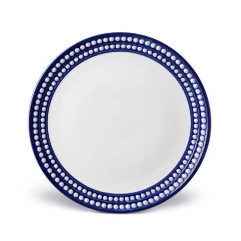 L'Objet Perlee Blue Dinner Plate $72.00