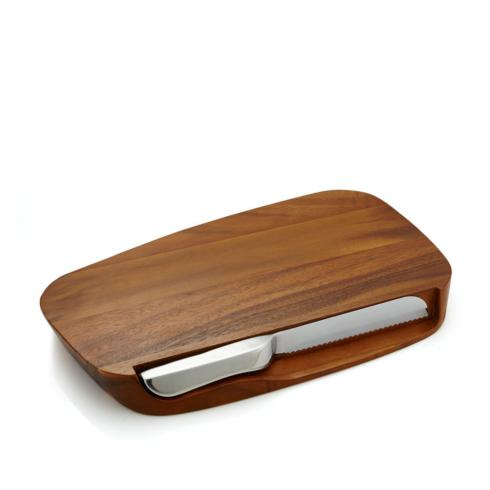 Nambé   Bread Board with Knife $125.00