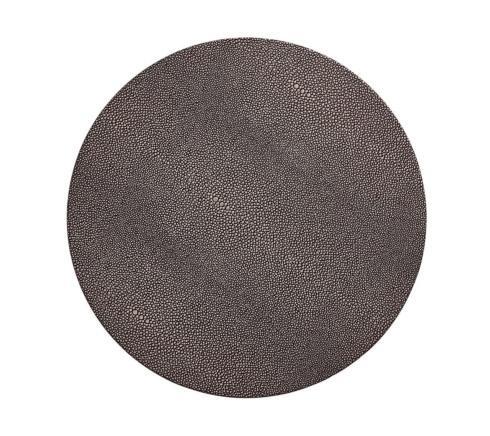 Kim Seybert Linens  Placemats Gunmetal Pebble Placemat $35.00