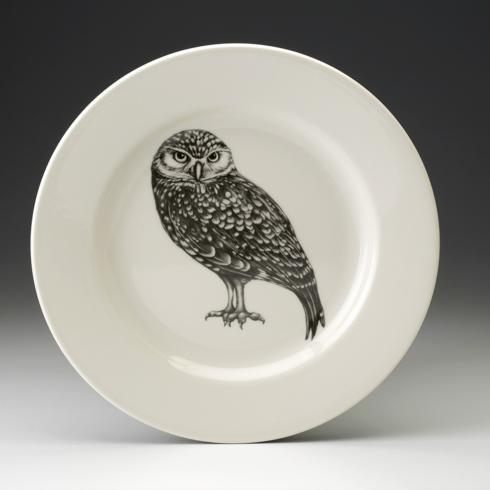 Laura Zindel Burrowing Owl Dinner Plate collection with 1 products
