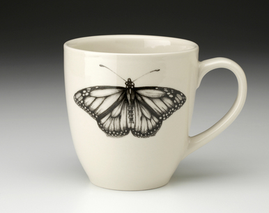 Laura Zindel Monarch Butterfly Mug collection with 1 products