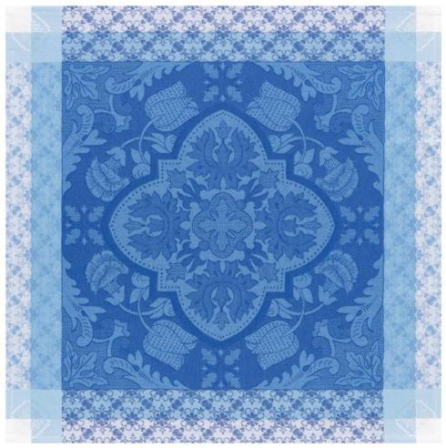 Azulejos Blue Dinner Napkin