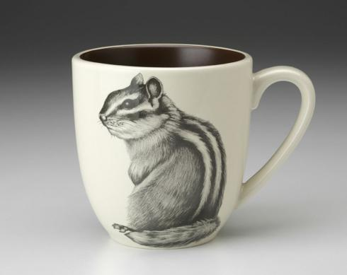 Laura Zindel Chipmunk #1 Mug collection with 1 products