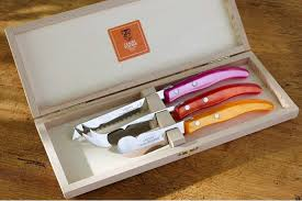 Claude Dozorme Orange Cheese Set collection with 1 products