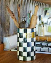 Courtly Check Utensil Holder collection with 1 products