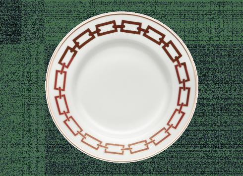 Richard Ginori 1735 Catene Scarlatto Dinner Plate- Set of 2 $180.00