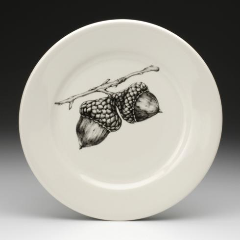 Laura Zindel Double Acorn Salad Plate collection with 1 products