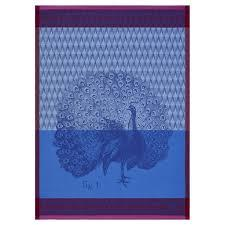 Planche Animaliere Paon Azure collection with 1 products