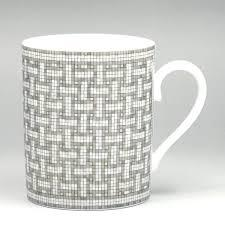 Hermes Mosaique au 24 Platinum Mug collection with 1 products