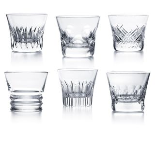 Baccarat   Everyday Classic Set of 6 Double Old Fashions $470.00
