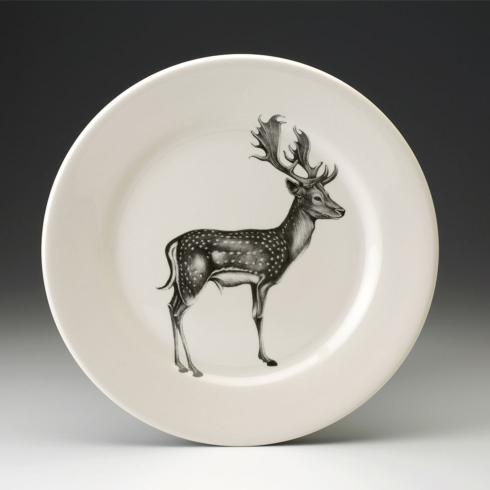 Laura Zindel Fallow Buck Dinner Plate collection with 1 products