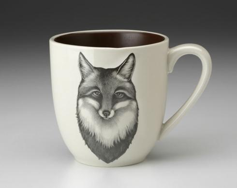 Laura Zindel Fox Portrait Mug collection with 1 products