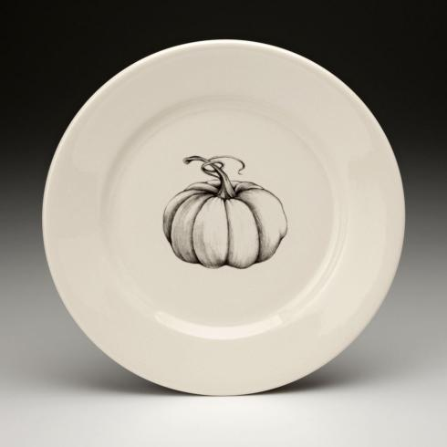 Laura Zindel Ghost Pumpkin Salad Plate collection with 1 products