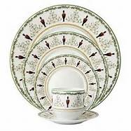Bernardaud  Grenadiers (Recently Discontinued) Grenadiers Salad Plate $64.00