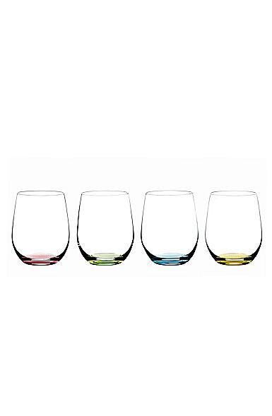Riedel   Happy O Wine Tumbler-S/4 $69.00
