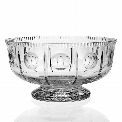 $610.00 Harlequine Footed Footed Bowl